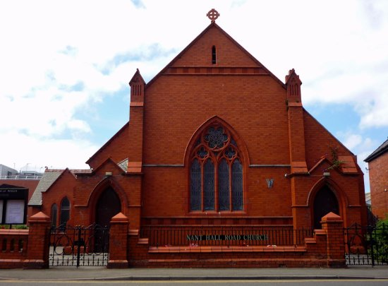 Nant Hall Road Presbyterian Church