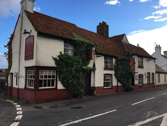Rochford, UK: The Anchor Inn
