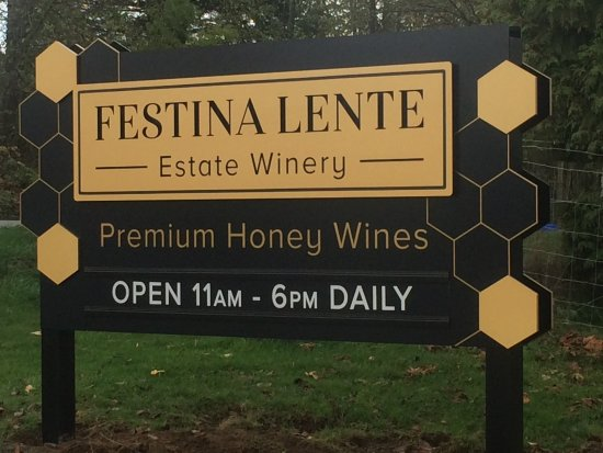 Festina Lente Estate Winery