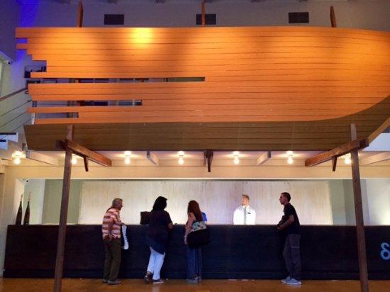 Doryssa Seaside Resort: Efficient and friendly reception area