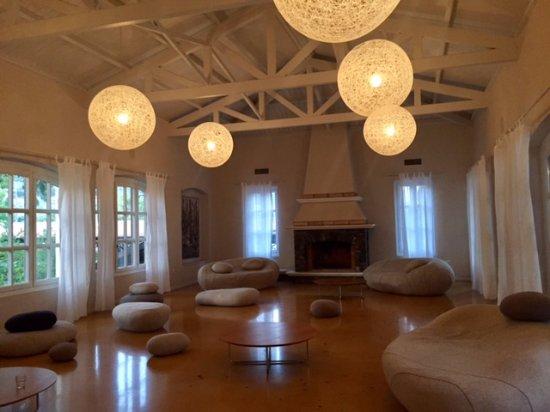 Doryssa Seaside Resort: hotel salon