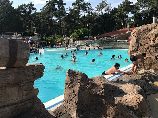 Camping le vieux port picture of camping le vieux port - Camping le vieux port plage sud 40660 messanges france ...