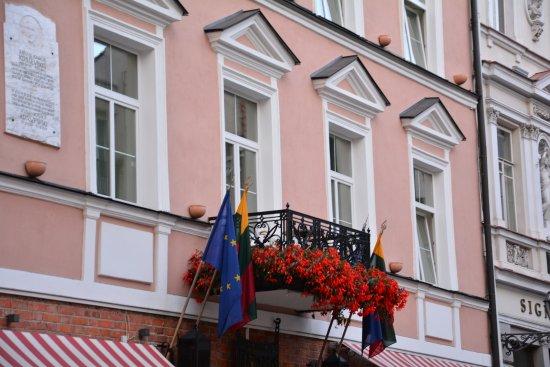 Narutis Hotel: Our room´s balcony