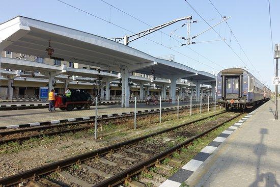 Timisoara Nord Train Station