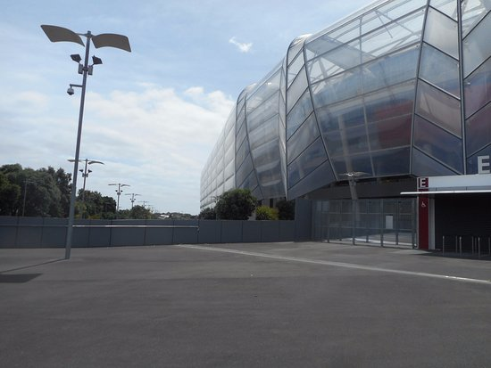 Auckland Region, Nieuw-Zeeland: ArghyaKolkata Eden Park, Auckland-25