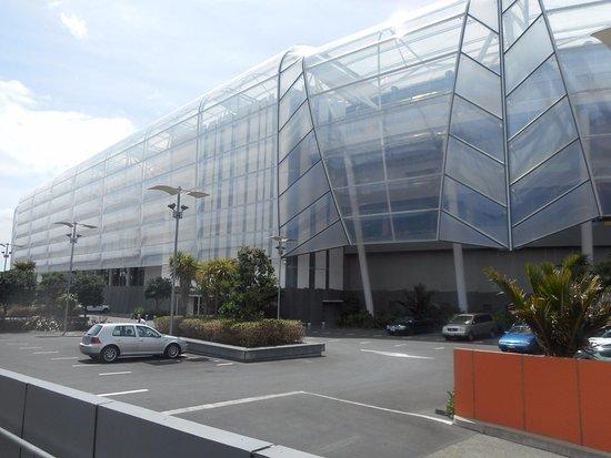 Auckland Region, Nieuw-Zeeland: ArghyaKolkata Eden Park, Auckland-26