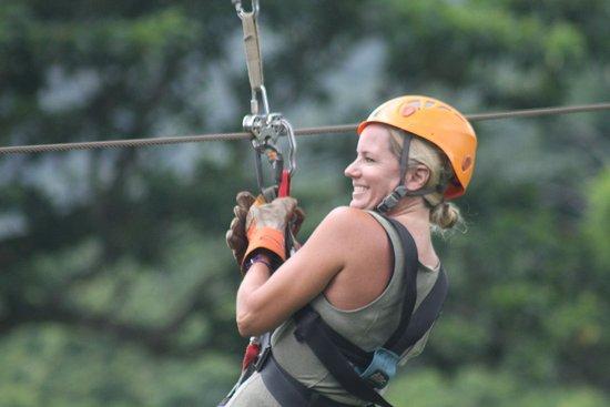 Canopy Adventure Zip Line Tours: Lovin it