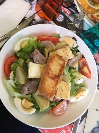 Restaurant le gars de falaise dans falaise avec cuisine - Les gars dans la cuisine ...