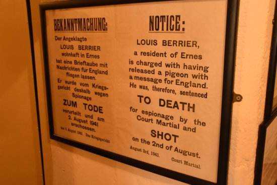 NOTICE OF EXECUTION