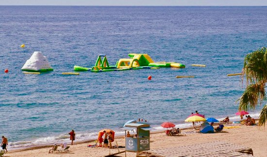 Miami Platja, Spain: The best waterpark experience!