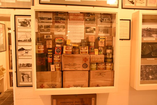 The Channel Islands Military Museum: RATIONS