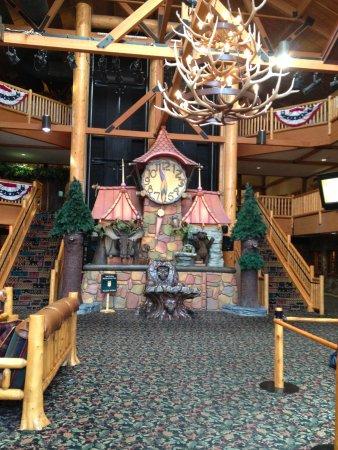 Great Wolf Lodge Lobby