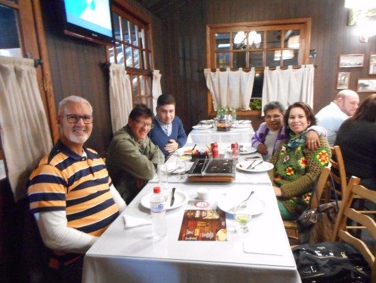Veranopolis, RS: A família e os amigos!