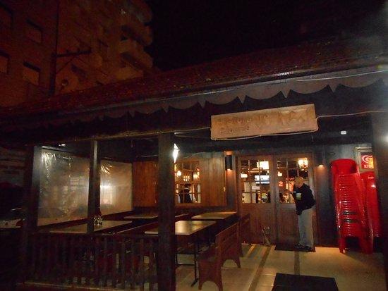 Veranopolis, RS: A fachada da Loja!