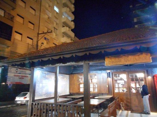 Veranopolis, RS: Outro ângulo da fachada