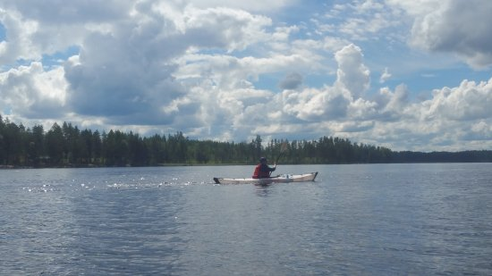 Kouvola, Finland: Our guide for Kayaking