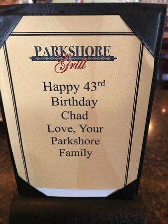 Parkshore Grill: photo2.jpg