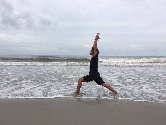 Folly Beach Island Yoga Matt Foley, Teacher