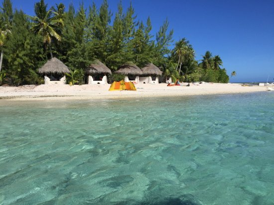 "Tikehau Ninamu Resort: Ninamu ""A dream come true"""