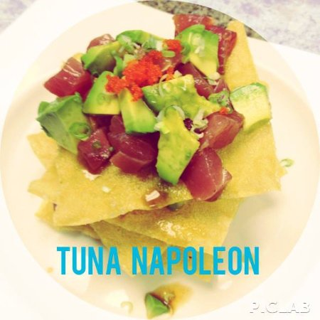 Surf City, NJ: The Tuna Napoleon