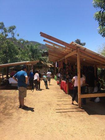 Baja California Norte, México: Ochento's Pizza
