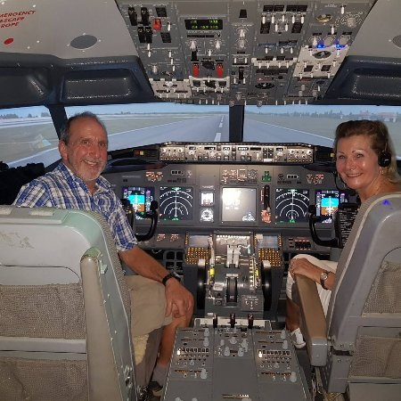 Captivating Virtual Flight Experience