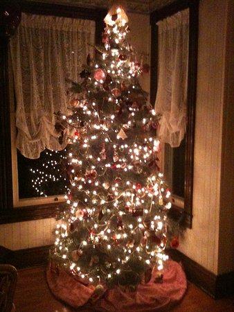 Berkeley Springs, Virginia Occidental: Christmas at the Inn