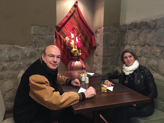 Novotel Cusco: Mesas do restaurante do café da manhã