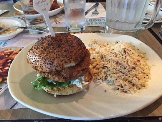 Longueuil, Canada: Le St. Burger