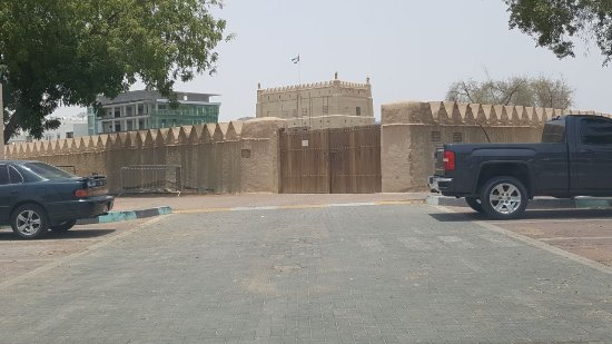 Al Ain, United Arab Emirates: Al Murabba Fort