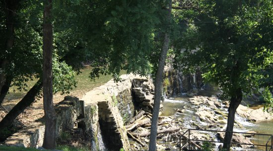 Rogersville, TN: Big Creek Falls and Dam