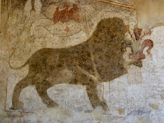 Certaldo, إيطاليا: fresco