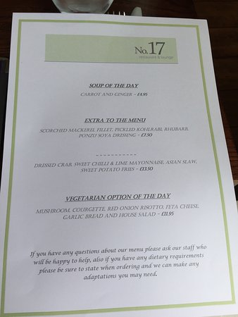 No17 Restaurant & Lounge: photo3.jpg