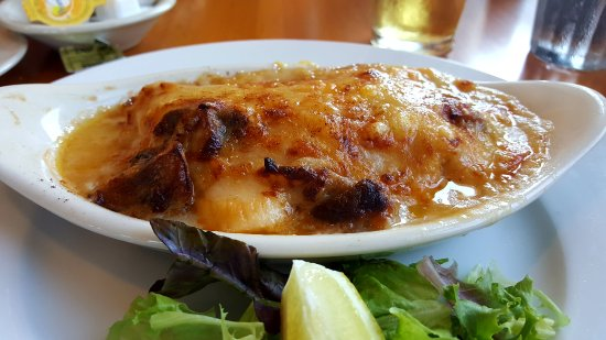 Lincolnville, ME: coquille st. Jacques