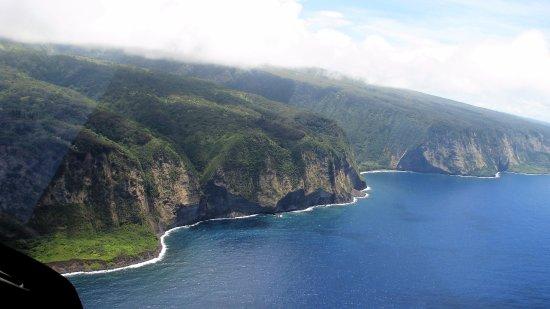 Waikoloa, HI: Waipeo Vally before entry