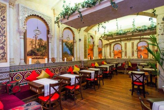 Arabia Cafe-Restaurant