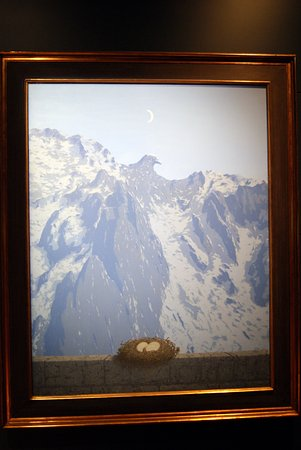 Musee Magritte Museum - Royal Museums of Fine Arts of Belgium : aaaa