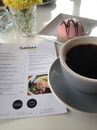 Svenska Cafe in Birmingham, Mi