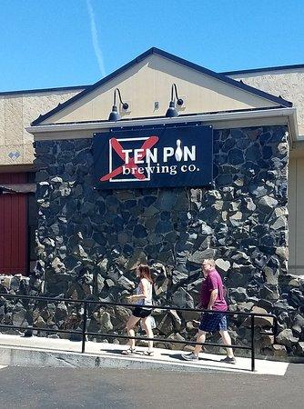 Moses Lake, WA: Ten Pin Cafe