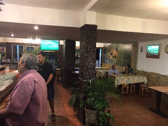 Agüimes, España: El recinto