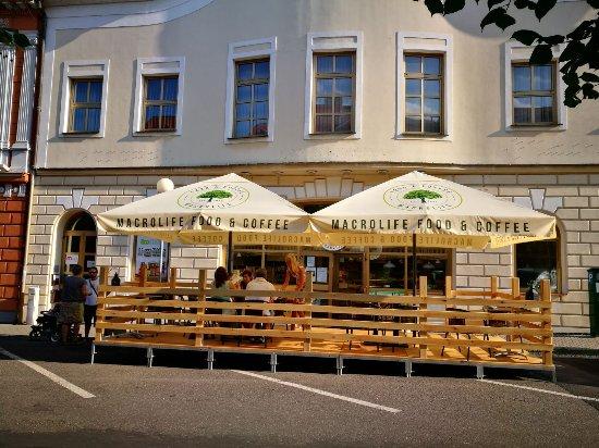 Louny, Czech Republic: Venkovní posezení / Outdoor Seating