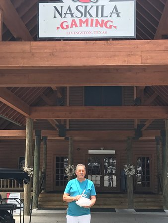 Livingston, TX: Nice place our first time  Friendly staff  Fun time