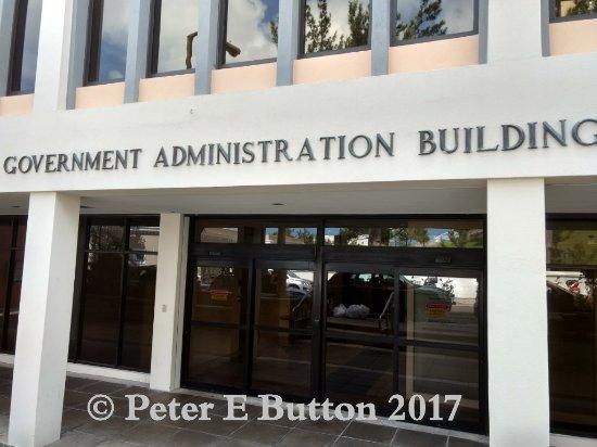Government Administration Building, Hamilton