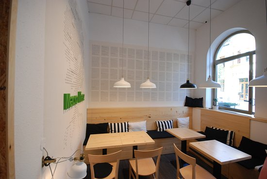 Louny, Czech Republic: Vnitřní posezení / Indoor Seating