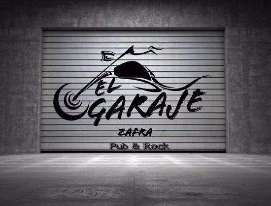 Сафра, Испания: EL Garaje