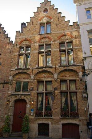 Hotel Malleberg: Strassenseite