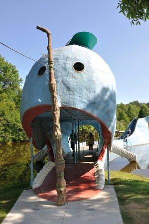 Catoosa, OK: La boca de la ballena