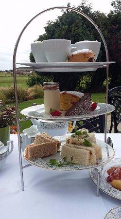 Heacham, UK: Afternoon tea for 2