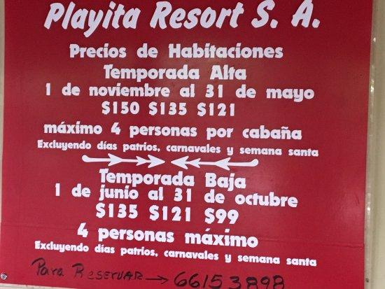 La Playita Resort: photo3.jpg