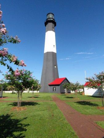 Tybee Island Lighthouse Museum: The Tybee Island Light